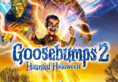 Goosebumps 2 : Haunted Halloween, Bangkitnya Boneka Hidup