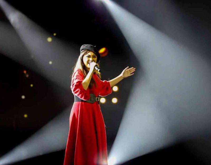 Pukau Juri, 6 Peserta Lolos Live Audition Rising Star Indonesia Dangdut