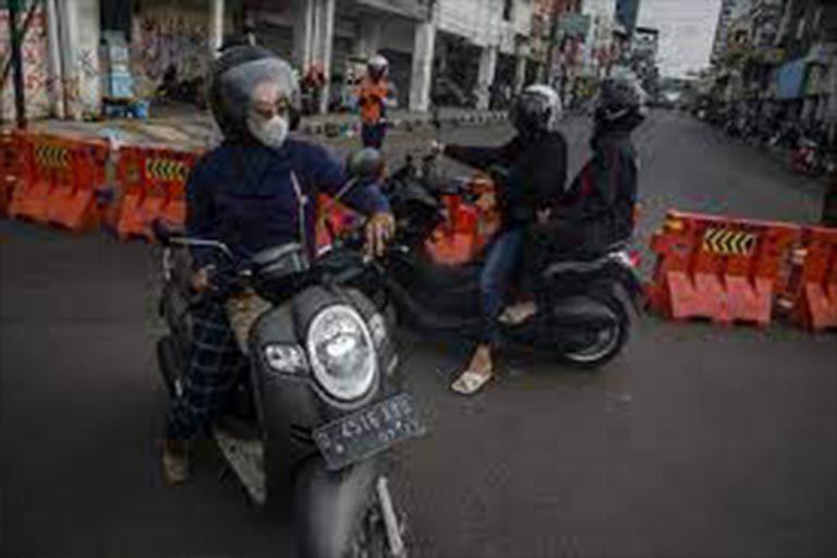 Daftar Ruas Jalan Kota Bandung yang Ditutup saat PPKM Darurat