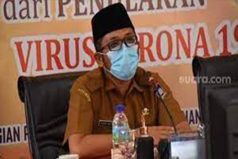 Resmi! PPKM Mikro di Kota Padang Mulai 8 Juli 2021, Ini Daftar Kegiatan yang Dibatasi